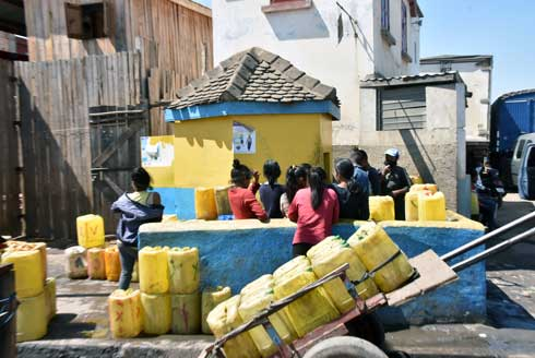 Crise d'eau et d'électricité Risque d'explosion sociale
