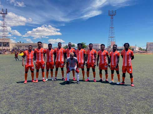Football-Pré saison Pro League : Promenade de santé pour Fosa Juniors