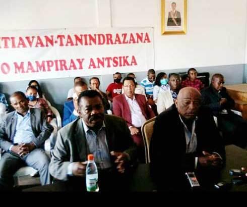 RMDM : Critique des deux ans du régime