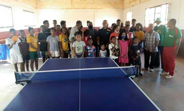 Tennis de table- Sommet national :La ligue Alaotra Mangoro fin prête!