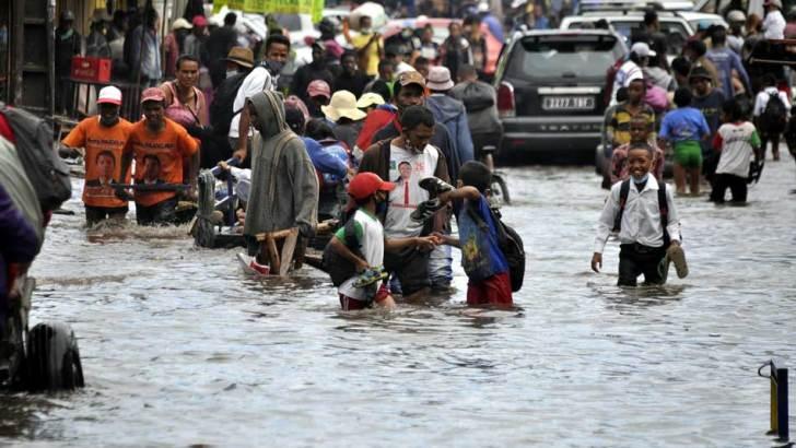 La pluie enfin au rendez-vous :Précipitations à Analamanga pour les 15 prochains jours