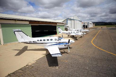 Or saisis en Afrique du Sud : Tous les avions de la Compagnie STA cloués au sol