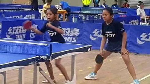 Tennis de table : Rajeunissement des pongistes malgaches
