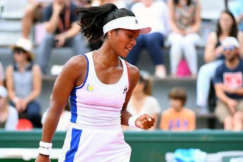 Tennis : Pas d'Open d'Australie pour Tessah Andrianjafitrimo