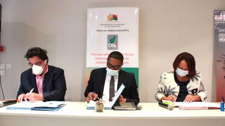 DGI: Partenariat pour la formalisation des entreprises rurales