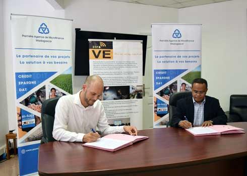 Partenariat : La PAMF et Jiro-Ve s'associent pour l'électrification rurale
