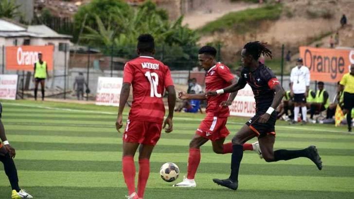 Football – Orange Pro League :Un sulfureux Fosa Juniors- Jet Kintana