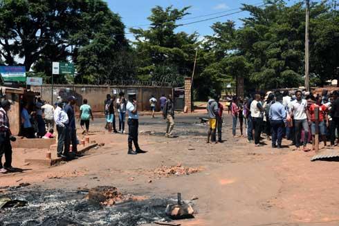 Revendication estudiantine : Les universités toujours sous tension