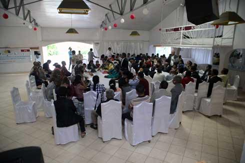 Sabotsy-Namehana : Elaboration du plan communal de développement