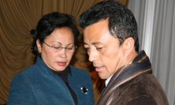 Lalao Ravalomanana mise également sur les expériences de son mari pour la reconstruction d'Antananarivo.