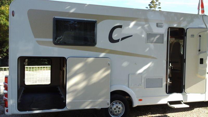 VEND CAMPING CAR CARADO T 447 NEUF Vente De Caravanes