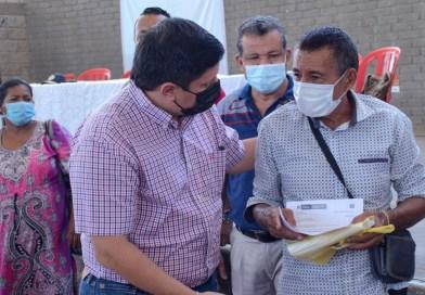 700 familias víctimas del conflicto armado recibieron indemnización administrativa en el municipio de Valledupar