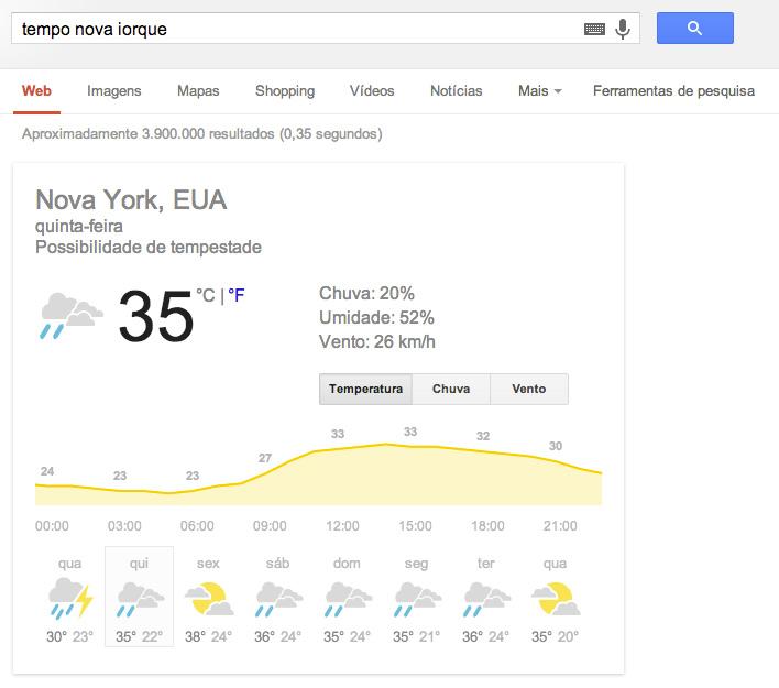 pesquisa-tempo-weather-nova-iorque-google
