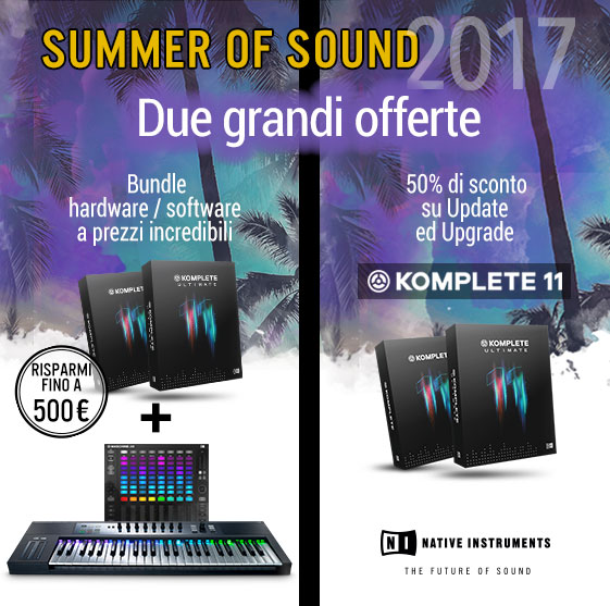NI SUMMER OF SOUND 2017