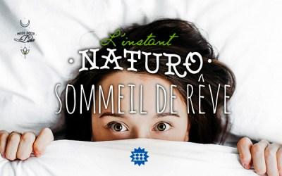 MOIS #3 L'hygiène naturopathique du sommeil