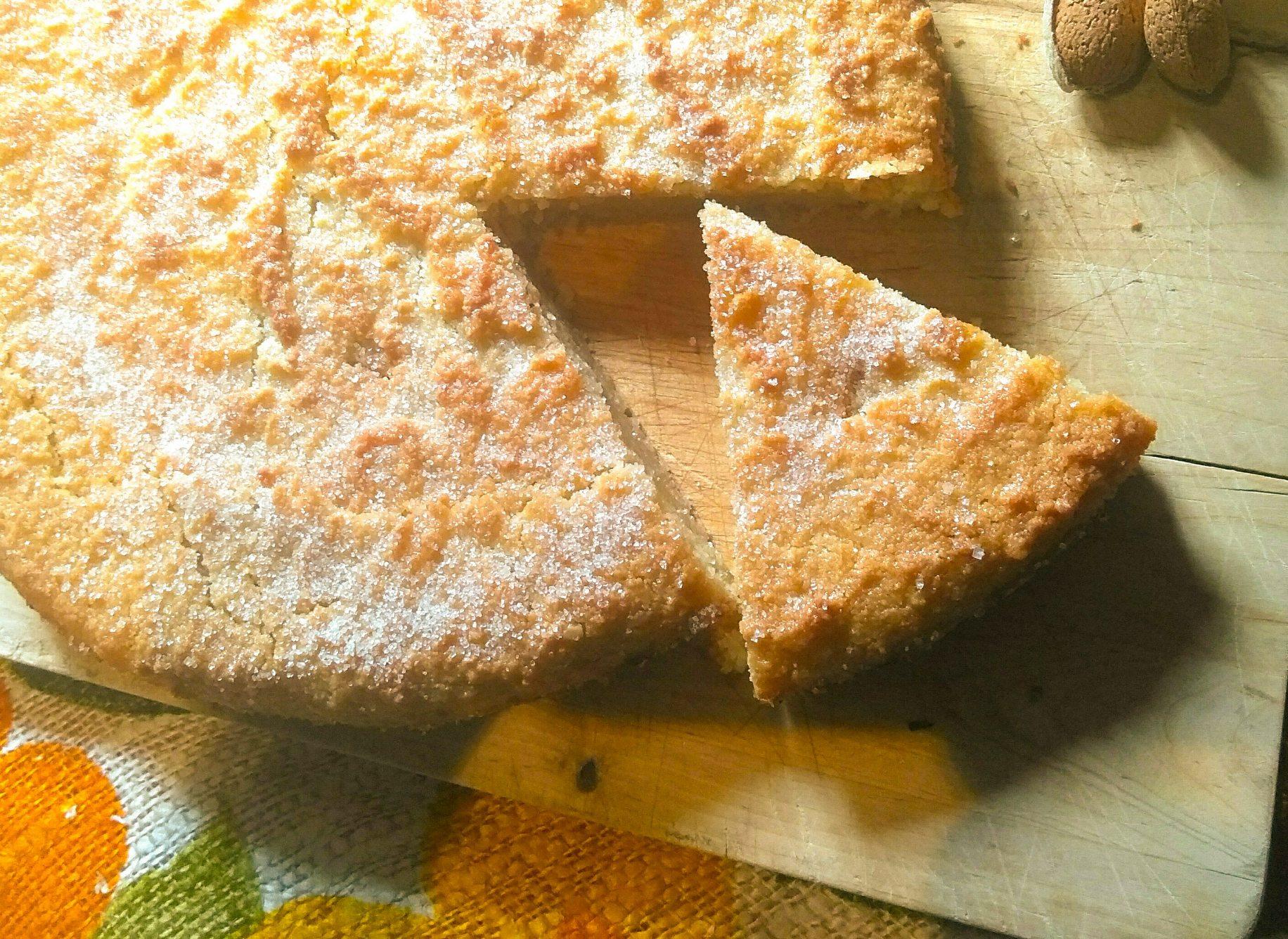 recette gâteau amandes