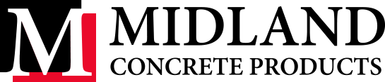Midland Concrete Products Logo