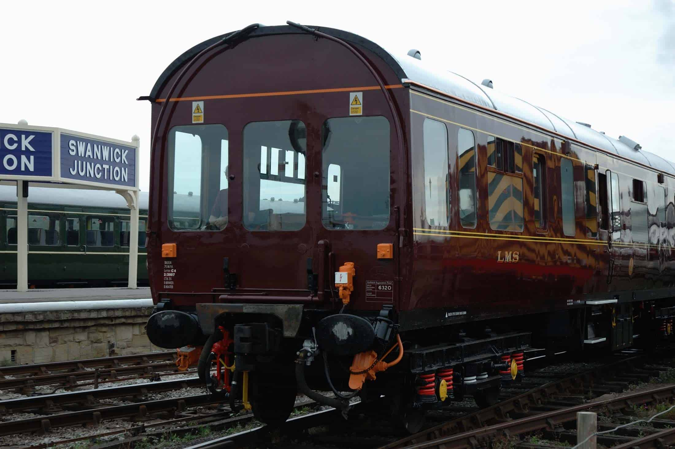 LMS Carriage