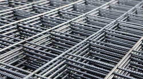 Steel Mesh (Fabric) Concrete Reinforcement