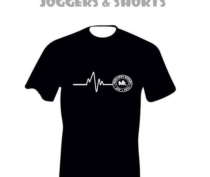 front cover t shirt jogger vests shorts