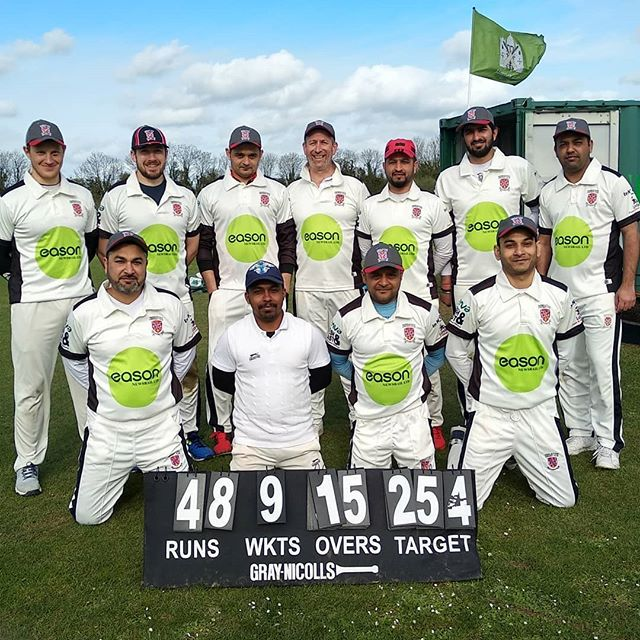 midleton defeats limerick cricket club