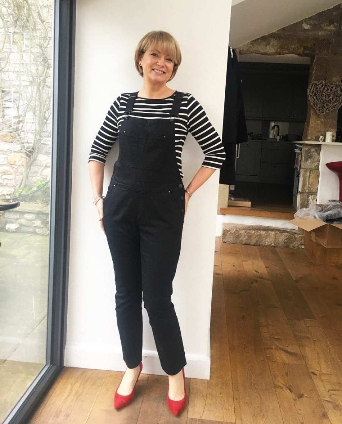 Boden dungarees review