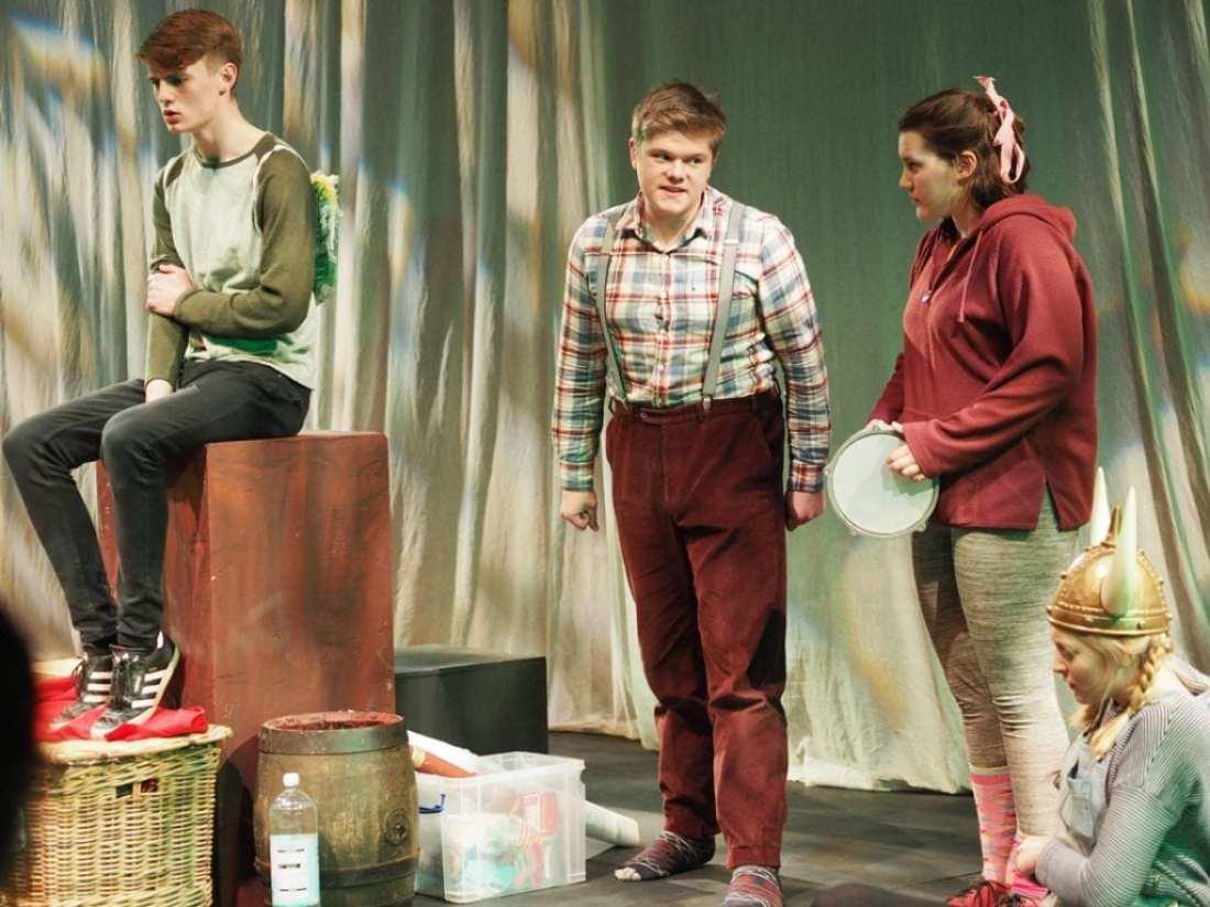 Ripley St Thomas Drama
