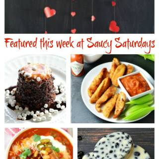Saucy Saturdays Blog Hop No 81