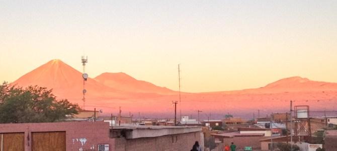 Der Norden von Chile