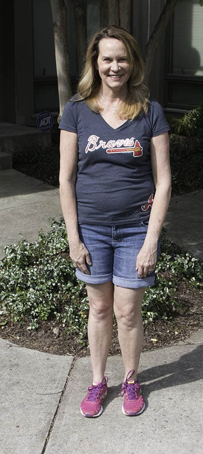 Me before starting the Nutrisystem Uniquely Yours program