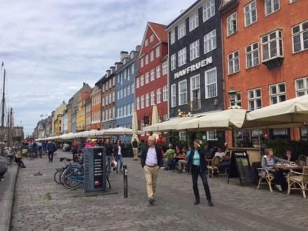 Midlife Sentence | Nyhavn Denmark