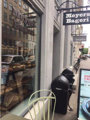 Midlife Sentence | Bakery in Norrebro, Cophenhagen