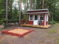 A playhouse