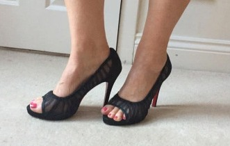 Charity shop loubs