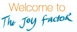 Welcome to the Joy Factor
