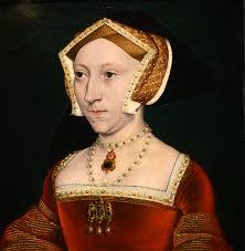 Portrait of Henry VIII Wife Jane Seymour