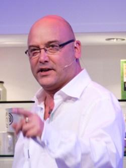 Greg Wallace speaking