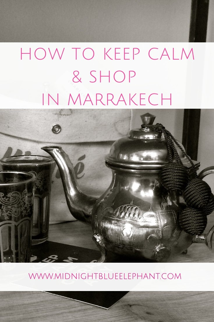 Want to go shopping in Marrakech but scared of the busy souks and don't know how to haggle? Head to Chabi Chic, one of the best Moroccan brands for beautiful Moroccan wares - all in one shop.  #morocco #marrakech #shopping