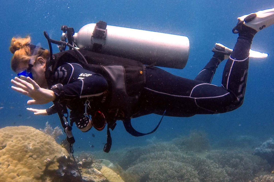 Do you have questions or concerns about scuba diving? I share my best scuba diving tips for beginners & answer some of the most common questions new mermaids have.