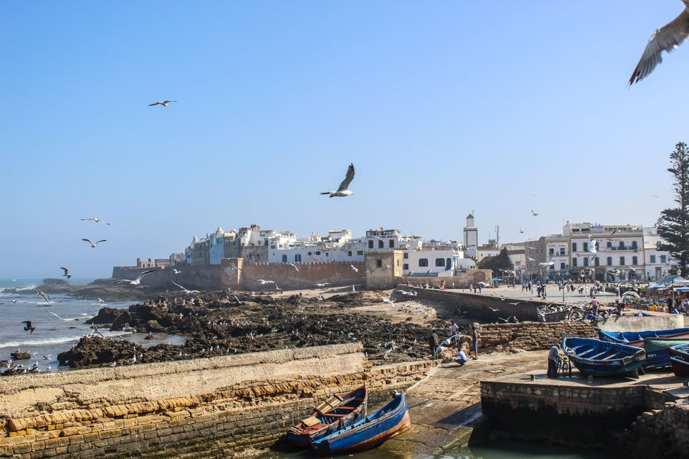 Essaouira, my beautiful.