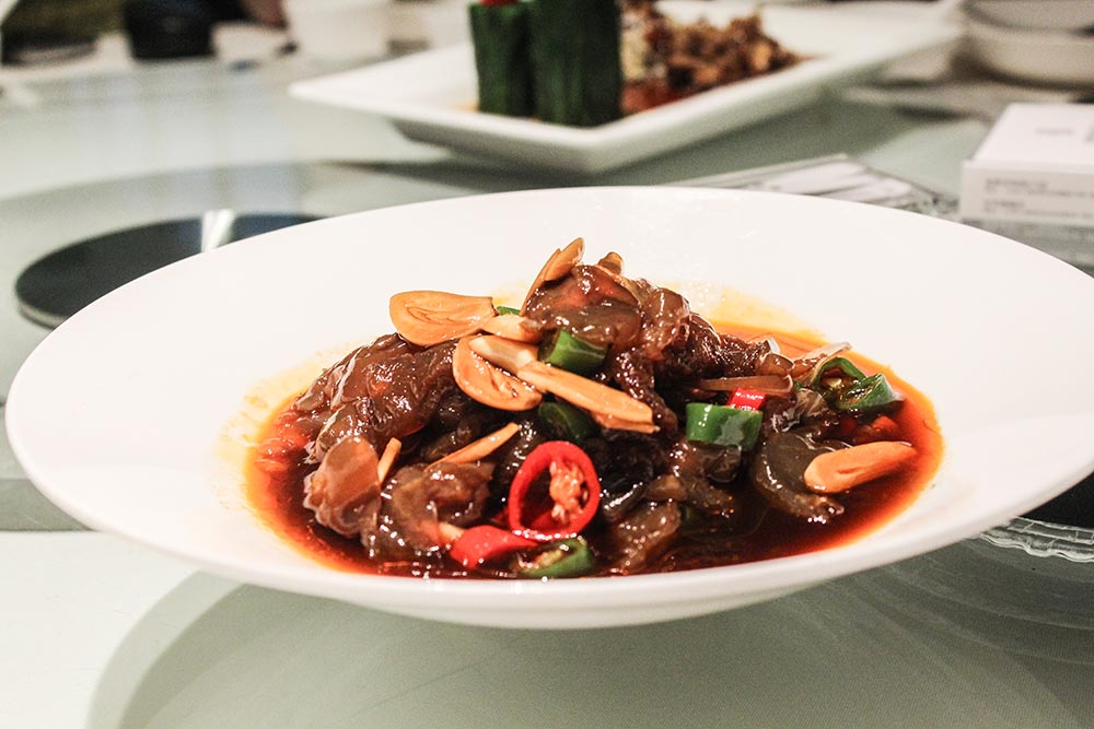 Some call it Chinese delicacies, others would consider it freaky food but here are some things you should try for an exciting culinary trip.