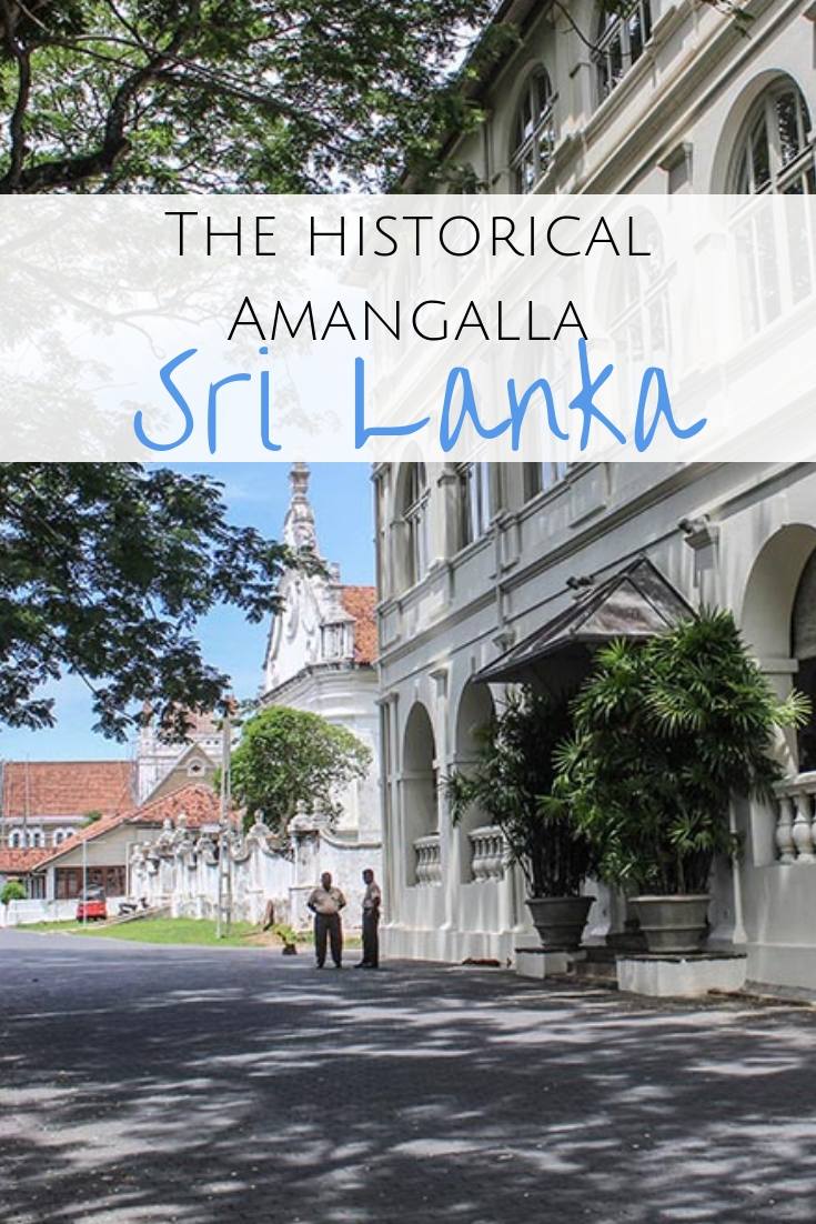 Looking for a historical luxury hotel in Sri Lanka? Head to Galle to stay at the beautiful Amangalla, the grande old lady of luxury hotels. #srilanka #aman Where to stay in Sri Lanka   Where to stay in Galle   Luxury hotels in Sri Lanka   Aman Resort in Sri Lanka   Best hotel in Galle, Sri Lanka
