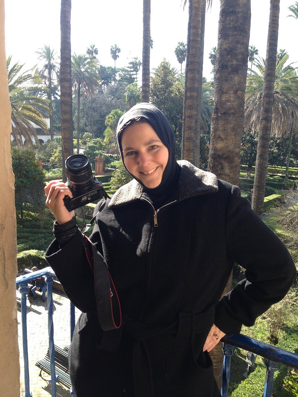 A different kind of travel blogger and what it's like to travel as a Muslim woman. A guest post by Amanda from Maroc Mama.