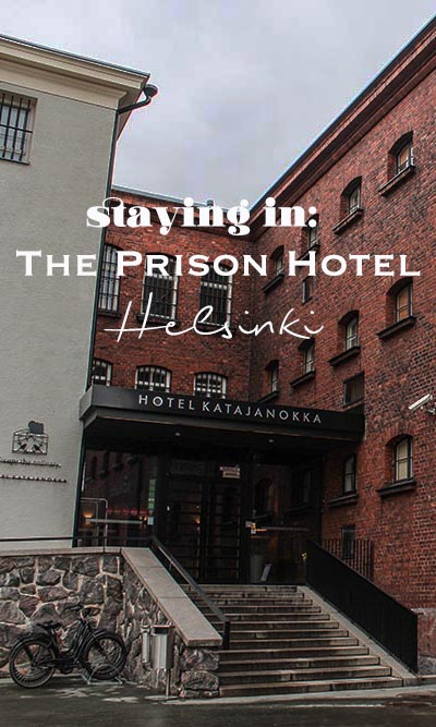 Prison Hotel | Helsinki | Finnland | Hotel Katajanokka