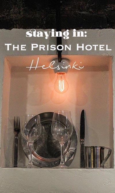 Prison Hotel | Helsinki | Finnland | Hotel Katajanokka |