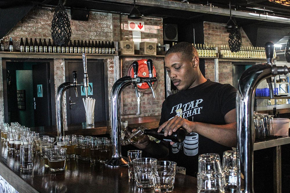 Looking for a guide with the coolest things to do in Durban? Read on and head to Station Drive where the cool kids brew beer & the best coffee in town.