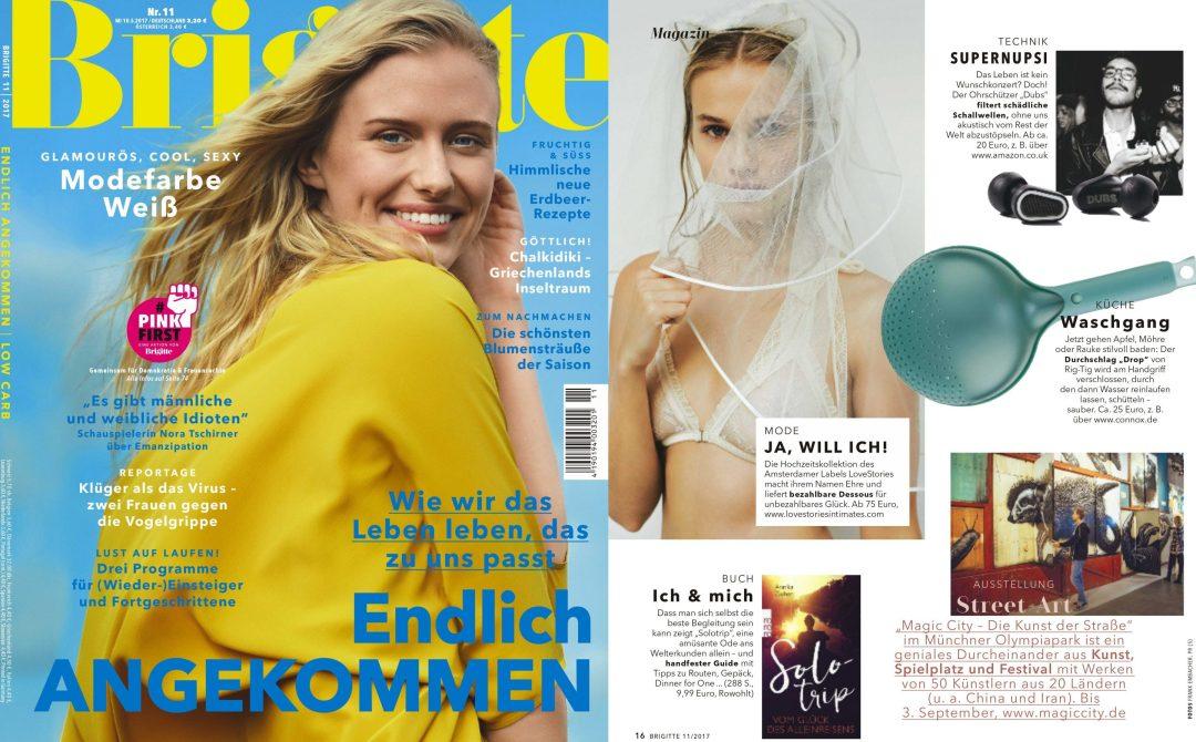 Brigitte | Solotrip | Annika Ziehen