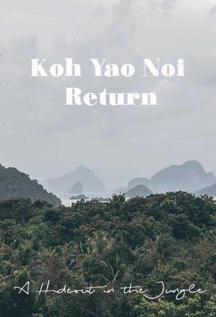 Heading to Thailand and looking for the perfect Koh Yao Noi accommodation? Head to the island close to Phuket & experience jungle life at the Hideout! Explore a true eco-friendly Thai resort and one of the most romantic hotels in Thailand with views of the Andaman Sea. #kohyaonoi #koyaonoi #thailand #islandresort #islandhotel #thairesort #andamansea #ecofriendlytravel #ecoresort
