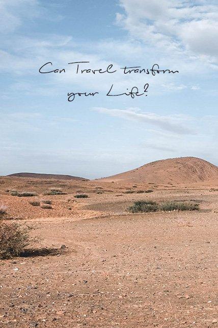 Transformative Travel | Marrakech | Morocco | Travel Blogger | Hair Color Review