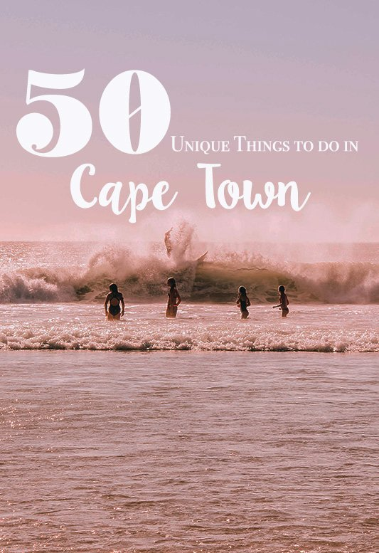 Looking for unique things to do in Cape Town, South Africa? I have created the ultimate list of my favorite things to do in the Mothercity. #southafrica #capetown #westerncape #campsbay #penguins #atlantic #falsebay #bokaap